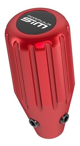 Imagen 1 de 7 de Pomo Rojo Palanca Volante Logitech G29 Formula Sim Collino