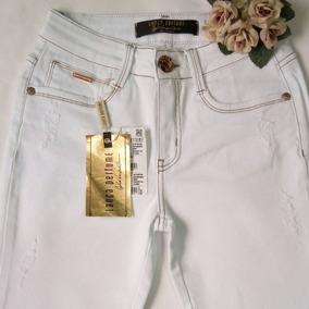 Calça Feminina Jeans Skinny Lança Perfume Blogueira Promoção