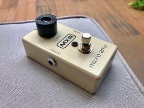 Mxr Micro Amp Boost/overdrive