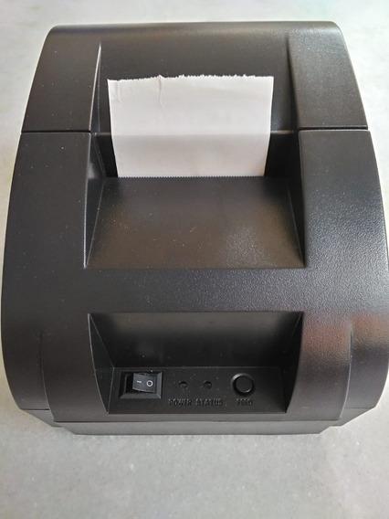 Impressora Térmica Cupom Recibo Bilhete Ticket Senha Balcão