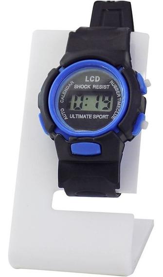Relógio Infantil Digital Kids Ajustável Ross86