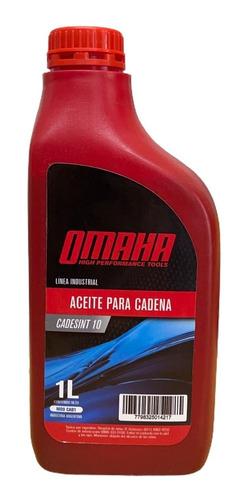 Imagen 1 de 5 de Aceite Lubricante De Cadena Motosierras 1000 Cm3