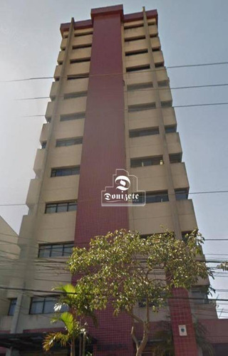 Sala À Venda, 85 M² Por R$ 400.000,00 - Centro - Santo André/sp - Sa0660