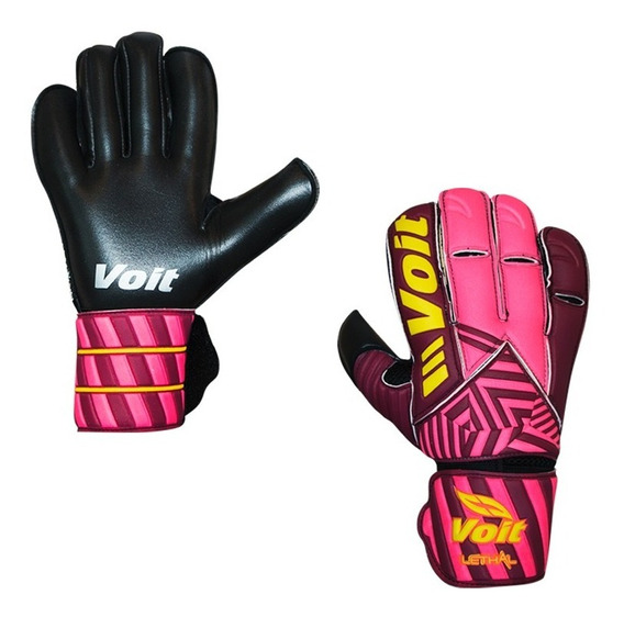 Guantes Profesionales Lethal Látex Talla 9 Mod 74470 Rosa Vo