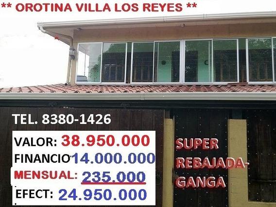 Orotina Casa 2 Plantas - 5 Dormitorios /3 Parte Financiada