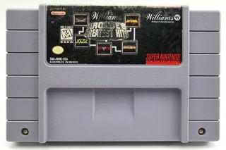 Williams Arcade