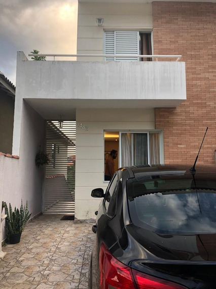 Casa Com 3 Quartos, Churrasqueira Condominio Vila Deste