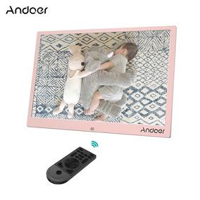 Quadro Digital Foto Andoer 13inch Reino Unido Pink