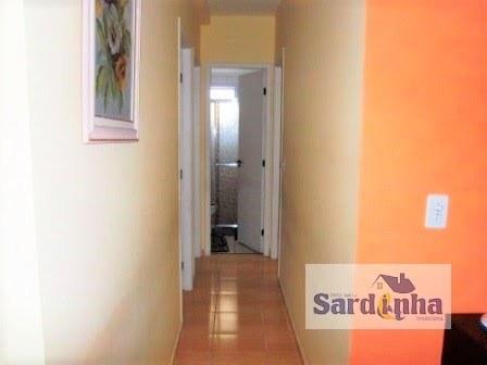 Imagem 1 de 15 de Apartamento Em Tatuapé  -  São Paulo - 2795