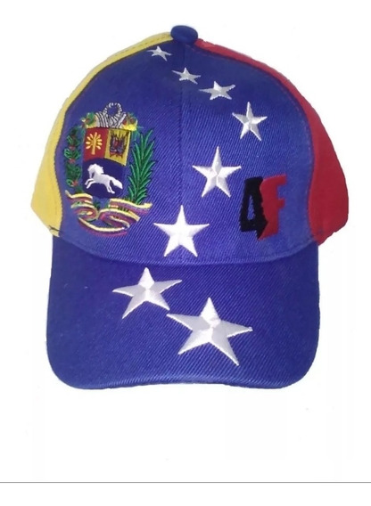 Gorras 4f Tricolor Al Mayor Y Detal $3.5 Por Unidad
