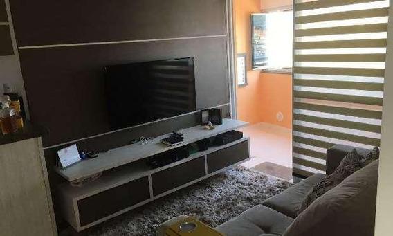 Apartamento Em Real Parque, São José/sc De 77m² 3 Quartos À Venda Por R$ 265.000,00 - Ap186770
