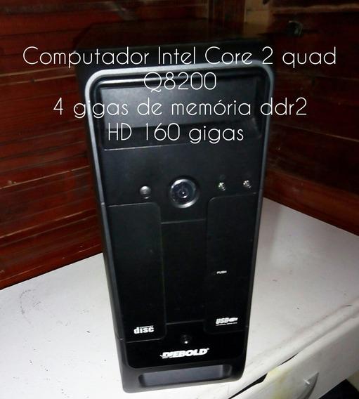 Computador Core 2 Quad.