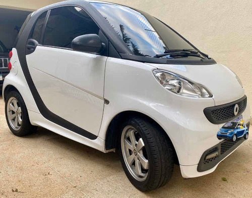 Smart Fortwo Passion Turbo 13/13 - Completíssimo