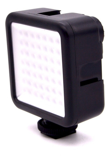 5.5w 49 Led Vídeo Luz Lamp Para Câmera Filmadora Cânone Niko