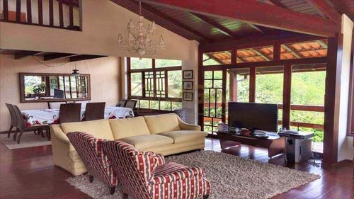 Casa De 3 Quartos No Parque Santa Elisa -  Nova Friburgo - 316