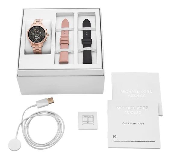 Reloj Smartwatch Michael Kors Runway Mkt5054 Original