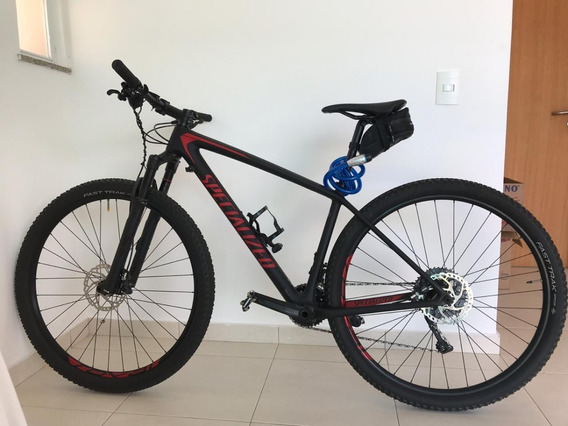 Bicicleta Specialized Epic Hardtail Comp Masculina 2018
