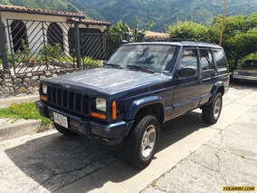 Jeep Cherokee Classic / Country/vx4t(tela) - Automatico