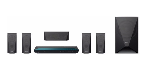 Home Theater Sony Bluray 3d Bluetooth Wifi Bdv-e3100 Nuevo