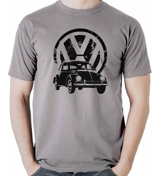Camiseta Fusca Vintage Carro Antigo Volkswagen