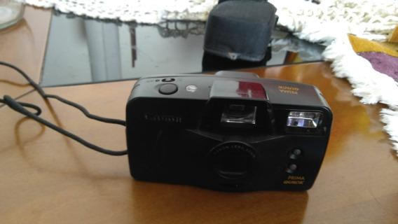 Camera Fotográfica Canon Prima Quick Analógica