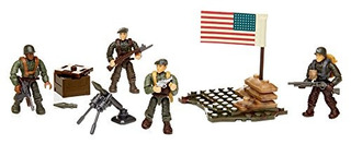 Mega Construx Call Of Duty Classic Infantry Pa