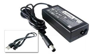 Cargador Laptop Hp Compaq 18.5v 3.5a Con Cable Poder 65w