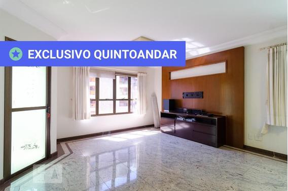 Apartamento No 6º Andar Com 4 Dormitórios E 3 Garagens - Id: 892969292 - 269292