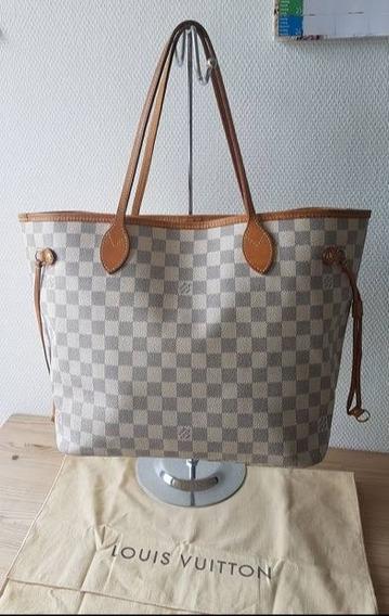 Bolso De Louis Vuitton ( Neverfull Mm ) Original