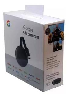 Google Chromecast 3 Smart Tv Hdmi Usb 3 Generación
