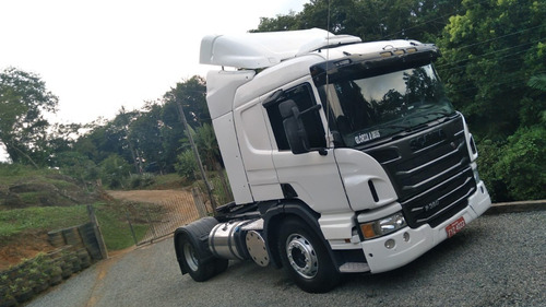 Scania P-360 - Automatico - Ano 2013