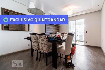 Apartamento No 20º Andar Mobiliado Com 3 Dormitórios E 2 Garagens - Id: 892934074 - 234074