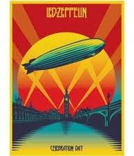 Dvd Blu-ray Led Zeppelin Celebrati