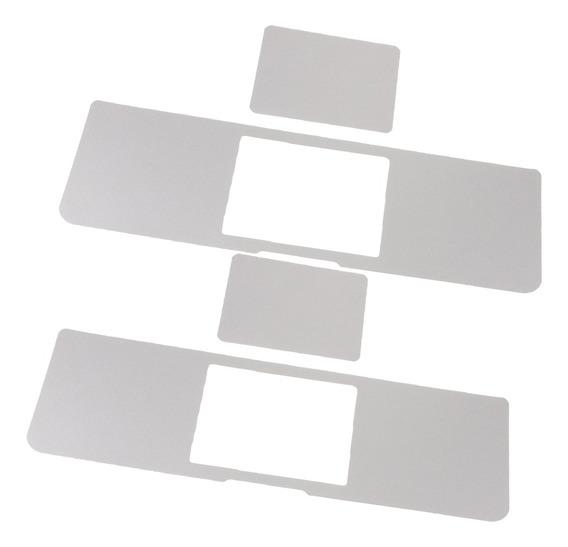 2 Pcs Meia Palma Capa Com Trackpad Protector Para Macbook Ai