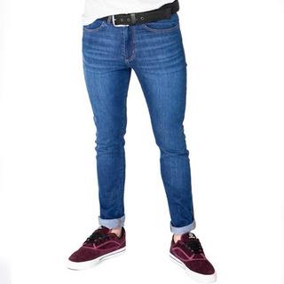 Pantalon Jean Vicus Craft Azul
