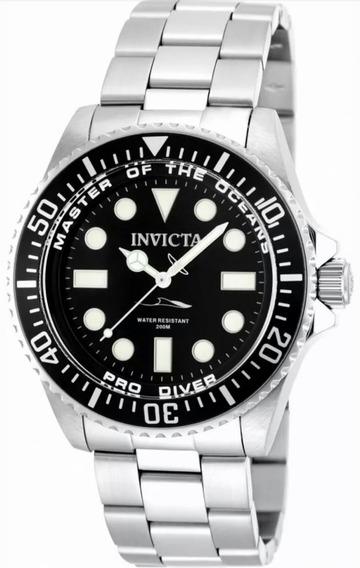 Relógio Invicta Pro Diver 20119 43mm Novo Original Na Caixa