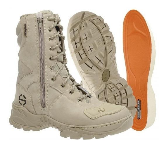 Bota Coturno Spectrun Boots Fast Militar Motociclista Rocam