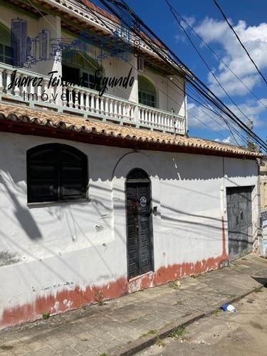 Imagem 1 de 30 de Casa Em Matatu De Brotas, Dois Pavimentos, Oportunidade Para Ponto Comercial Ou Residência! - 08069 - 69324976