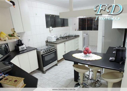 Apartamentos À Venda  Em Atibaia/sp - Compre O Seu Apartamentos Aqui! - 1263723