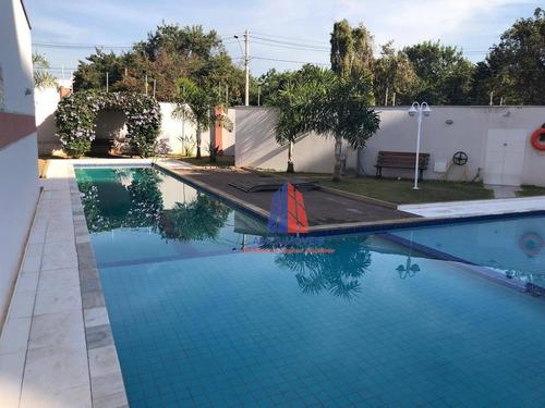 Imagem 1 de 26 de Apartamento Com 3 Dormitórios À Venda, 60 M² Por R$ 270.000 - Edifício Parque Real Ii - Jardim Dona Regina - Santa Bárbara D'oeste/sp - Ap1489