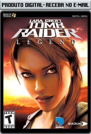 Tomb Raider Legend - Pc - Envio Digital