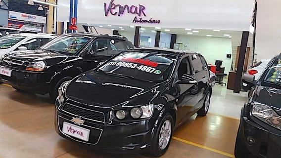 Chevrolet Sonic Ht Lt 1.6 Flex