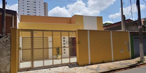 Imagem 1 de 9 de Casa A Venda E Locação Na Cidade De Campinas - Ca00088 - 68732180