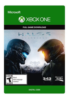 Halo 5 Xbox One Codigo Global Entrega Inmediata!