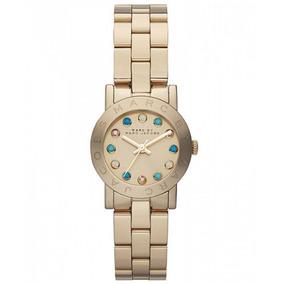 Relógio Marc Jacobs Mini Gold Mbm3218