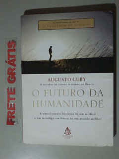 Livro O Futuro Da Humanidade - 8 Milhões De Cópias Vendidas