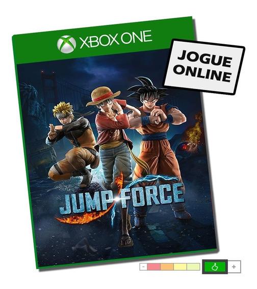 Jump Force Xbox One Digital Online