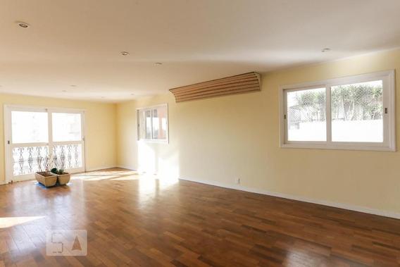 Apartamento No 6º Andar Com 4 Dormitórios E 2 Garagens - Id: 892969249 - 269249
