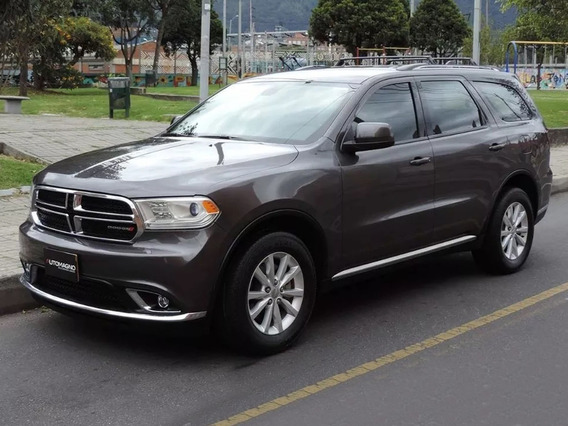 Dodge Durango Sxt Awd At 7 Puestos