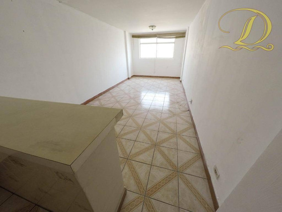 Kitnet Com 1 Dormitório À Venda, 30 M² Por R$ 105.000,00 - Aviação - Praia Grande/sp - Kn0108